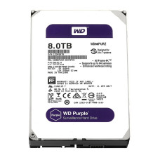 Жесткий диск Western Digital WD Purple 8 TB (WD81PURZ)