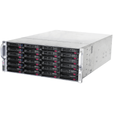 IP-видеорегистратор UltraStation 24/8 с 24 HDD 8 Тбайт