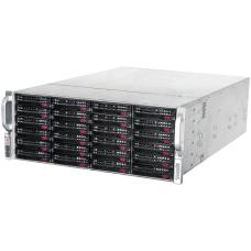 IP-видеорегистратор TRASSIR UltraStation 24-I c HDD в комплекте